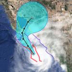 RT @David_Korenfeld: Trayectoria pronosticada y cono de incertidumbre de #Odile, huracán categoría I. http://t.co/M5kW0T4NI4