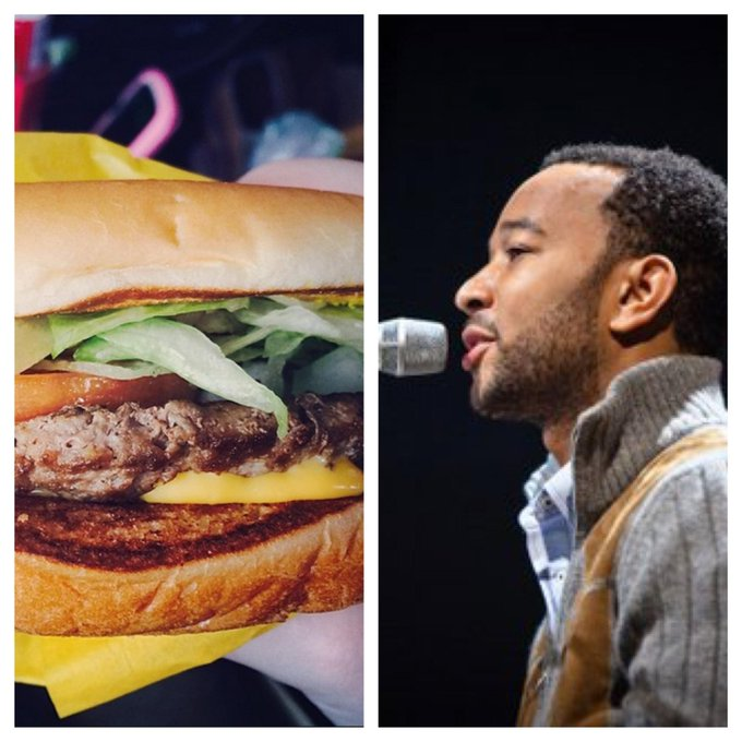 christine teigen @chrissyteigen: RT @Whataburger: Who do you need more on a lonely night?   Retweet For Whataburger  Fav for John Legend http://t.co/u37Q1S2YC8