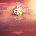 RT @FloridaEDMFam: W&W and Yellow Claw have been added to the lineup so THIS IS THE CONFIRMED ACTUAL LINEUP http://t.co/CJQjIGcNDz