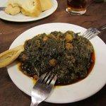 Un plato de verdura es esto, unas espinacas de @Rinconcillo_Sev no tanto cuento de #TopChef @pepecarmona1 @AdPozo http://t.co/SP2WY9MlkT