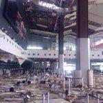 En redes sociales circulan fotos de los daños que causó #Odile supuestamente al aeropuerto de San José del Cabo http://t.co/DfZKR3WYTR