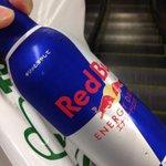 地震なので念のためレッドブル買った #jishin http://t.co/o94SHk9TD5