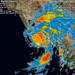 #Odile se degrada a Tormenta Tropical con vientos de 105 km/h y rachas de 121 km/h. Avanza al nor-noroeste a 19 km/h http://t.co/iEWK3M2yq1