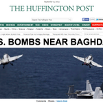 Lesser-known Outkast jam RT @HuffingtonPost: Now leading HuffPost: U.S. BOMBS NEAR BAGHDAD http://t.co/Eh62ZY22EN http://t.co/J0mtbKf4ho