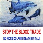 RT @stoddardhelen: Let dolphins be, Taiji. They dont come to your house to kill and kidnap your family #tweet4taiji http://t.co/uuMnhiQmjo