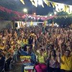RT @jottapaiva: O povo de Mossoró já começou a virada na campanha estadual. É @dilmabr 13 @RobinsonFaria 55 e @Fatima_Bezerra 131 http://t.co/sq8vIZZCBF