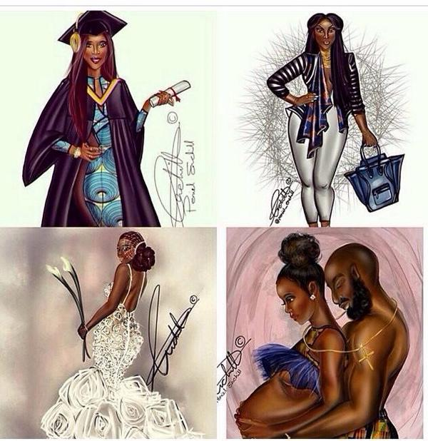 My definition of a strong black woman
