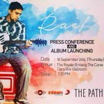 """RT @RaefMusic: """"The Path"""" album launch in #Malaysia - hope to see you there insyallah! http://t.co/r7FnAyLBYt"""