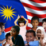 Every child in this land is d nation's pulse. Let's strive 2 make it d best place 4 every child. #HappyMalaysiaDay! http://t.co/cMXNluHKAf