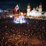 RT @roberto_ruizg: El Zócalo y Palacio Nacional listos para la celebración del 204 Aniversario de Independencia. #México #PIAN http://t.co/ia4tC2SFrV