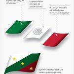RT @SRE_mx: La Bandera, es un elemento fundamental de nuestra identidad #FanDeMéxico http://t.co/FjllPt8hKk