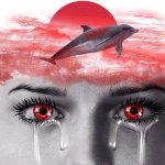 Japan slaughters dolphin & whales relentlessly. Extinction Is forever. #tweet4taiji #Tweet4Dolphins #OpKillingBay http://t.co/uwXmFkFNxT