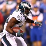 RT @SportsCenter: SHADY! LeSean McCoy punches it in from 1 yard out. Eagles trail Colts, 20-13. McCoy: 14 rush, 57 Yds, TD, 23 Rec yds http://t.co/qqB4KimNeu