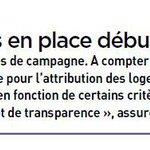 Logements sociaux #Paris : le scoring mis en place début octobre [20 Minutes] http://t.co/pUB7fkp05M