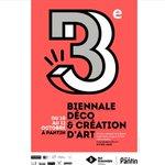 La 3ème Biennale Déco & Création d'Art s'installe à Pantin début octobre ! via @mc_maison // http://t.co/lriQSDkuY6 http://t.co/2CIrRhWY8K
