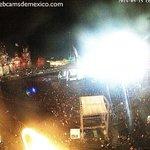 No lo invento. Vean la hora de la webcam. @EPN no llenó el Zócalo ni con acarreados #AlGritoDe #ChingaTuMadreEPN http://t.co/zm37bWlo00