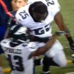 RT @JPAllenismyname: Im one of the people quickly trying to learn the Sproles & Shady celebration handshake dance. #Eagles #FlyEaglesFly http://t.co/tdeVOnHoYT