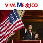 """@taller2006: #AlGritoDe Viva México Peña Nieto ondea su bandera... http://t.co/1XqvUQpOcu"""