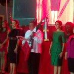 Gobernador @ferortegab exalta a los héroes de la Independencia, hace tañer la campana y ondea la bandera nacional. http://t.co/jeeLkeJ421