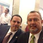 Con mi Amigo el Secretario Municipal Jorge Martínez Gracida Orduña después de dar el grito con fervor patrio. http://t.co/NQxAlZGsEB