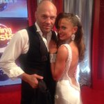 Such an elegant pair - @Randy_Couture & @Karina_Smirnoff on #DWTS http://t.co/KhaDukLXIE