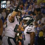 Love this dude @DarrenSproles! Great team win #FlyEaglesFly http://t.co/ChNf6f8qtd