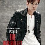 RT @ToTheBANGTAN: RT @/bts_bighit <BTS 2014 LIVE TRILOGY EPISODE Ⅱ: THE RED BULLET> 5th BULLET. j-hope #Danger #jhope http://t.co/q3r4LbJWlM