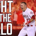 ANGELS IN THE PLAYOFFS! Angels are 1st team to clinch postseason berth after 8-1 win over Mariners.