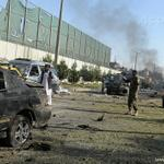 #UPDATE: Taliban suicide bomber rams explosives-laden car into foreign convoy in Kabul http://t.co/hF9nNDckE0 http://t.co/3LbUYdTe8M