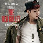 <BTS 2014 LIVE TRILOGY EPISODE Ⅱ: THE RED BULLET> 6th BULLET. SUGA  #Danger #SUGA http://t.co/nU7PTwA8r5