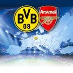 RT @BVB: Spieltach! Königsklasse! // Finally: Its #UCL matchday again! Welcome to Dortmund, Gunners! #bvbafc #feiertag http://t.co/cHDMstUs5G