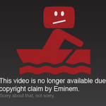 RT @watershitdown: Youtube takedown National Party advert via Eminem request. http://t.co/47llCD1AKb