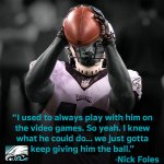 RT @nfl: What does @NFoles_9 think about @DarrenSproles? http://t.co/r5WhJhl5Vp http://t.co/H4kDYevSXO