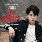 <BTS 2014 LIVE TRILOGY EPISODE Ⅱ: THE RED BULLET> 7th BULLET. Jin #Danger #Jin http://t.co/8mtJW6Waik