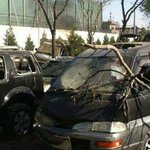 a photo from todays #blast in #kabul city http://t.co/128eCcf1l3