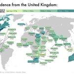 Brutal. Todos los países que han declarado su independencia del Reino Unido. (vía @thomaswmucha) http://t.co/0BIjALuUBC