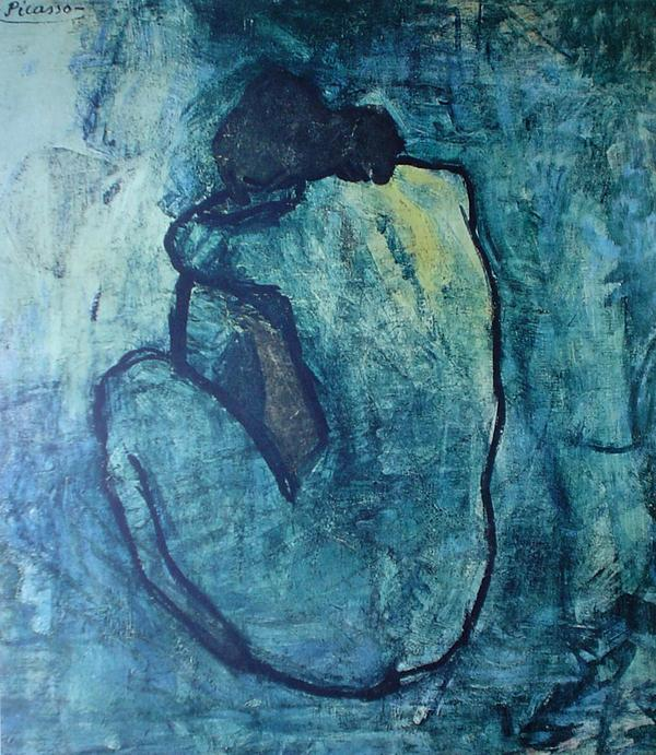 5. Picasso - Blue Nude http://t.co/DIiVU0gHBw