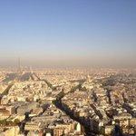 Le pic de #pollution est bien là aujourdhui :( @Paris @Airparif #paris http://t.co/OEZAkCiZLu