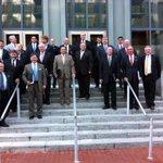 Go get em Team Coastal Alabama!! #BuilditNOW @Build_i10Bridge: Group ready to visit Federal Highway Administration http://t.co/HnfV1uK1vI