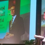 #avoin2014 Avoin data on voiteluainetta kasvulle ja demokratialle painottaa Timo Lankinen VNK:sta http://t.co/OpWuHcQ3ve