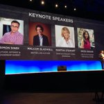 RT @HubSpot: Whos excited for these keynotes?! #INBOUND14 http://t.co/H5RLACDMa3