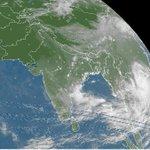 Latest Satellite Image of Nepali Sky (NPT=UTC+5.45) [Auto tweet] #Weather: http://t.co/X1fEYdVqoo #SatImage #Nepal http://t.co/LkpR21NKHD