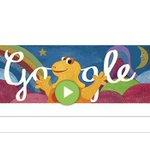 Et aujourdhui, Google un hommage improbable à.. http://t.co/nhFmV7MWns http://t.co/lAH1b9UJbZ