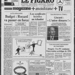 RT @fxbourmaud: 21 octobre 1989 : autres temps, même mœurs ? http://t.co/nhFFzL0tlH