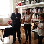 A Duperré, école de mode de la Ville de #Paris, à la rencontre des futurs professionnels des métiers de la création http://t.co/sMw7XiiNvV