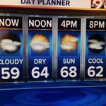Clouds, mist & fog this morning. Then afternoon sun. @WCPO #9wakeup http://t.co/DMLfvPlqXD