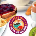 Actu : La fête du petitdéjeuner ce samedi à #Paris ! Dégustation gratuite mairie 1er http://t.co/qEJ5gjsSD9 #food http://t.co/rMrtiMoYS0