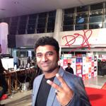 RT @siima: Here's an exclusive picture of the man behind many hit songs @ThisIsDSP at the #MicromaxSiima 2014! @Micromax_Mobile