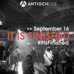 RT @ACCcollege: If you havent heard - TODAY IS THE DAY - @AntiochWorships It Is Finished is on iTunes and you need to buy it! http://t.co/1wnM6ZL4g4