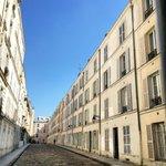 Passage dEnfer 75014 #paris http://t.co/x1vbpmGRAh